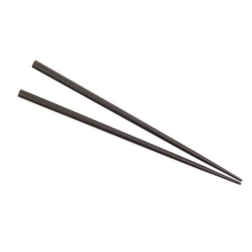 D.LINE LACQUERED CHOPSTICKS - BLACK