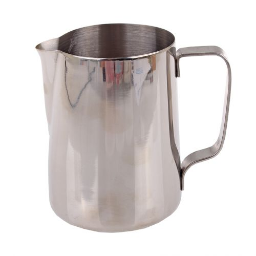 CASABARISTA STAINLESS STEEL MILK FROTHING JUG 900ML