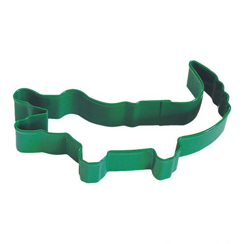 D.LINE CROCODILE COOKIE CUTTER 11.5CM - GREEN