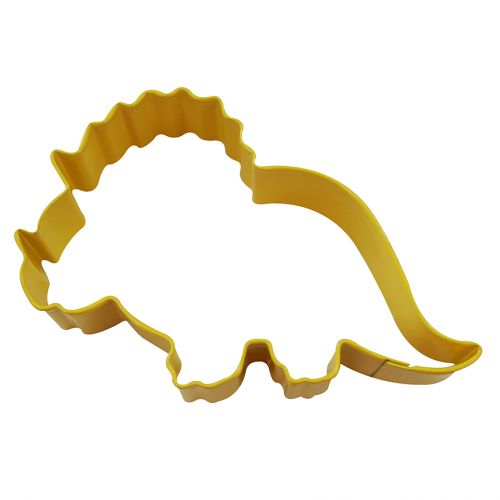D.LINE TRICERATOPS BABY COOKIE CUTTER 10.8CM - YELLOW