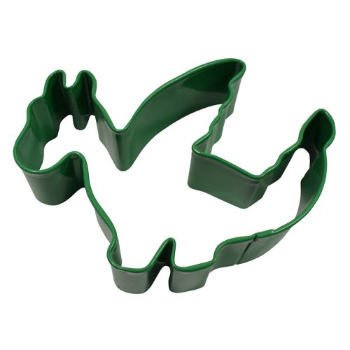 D.LINE DRAGON COOKIE CUTTER 8.9CM - GREEN