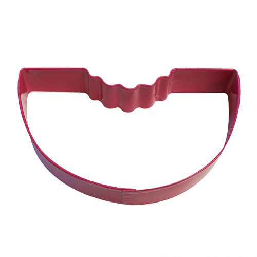 D.LINE WATERMELON COOKIE CUTTER 10.8CM - FUCHSIA