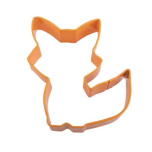 D.LINE CUTE FOX COOKIE CUTTER 9.5CM - ORANGE