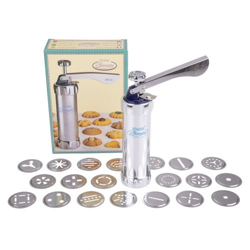 SCHULE DELUXE BISCUIT PRESS