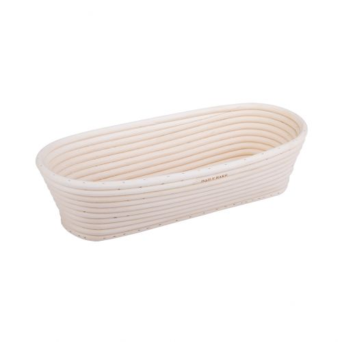 DAILY BAKE OVAL PROVING BASKET 30 X 14 X 7.5CM