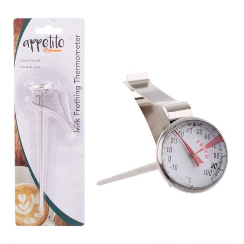 APPETITO MILK FROTHING THERMOMETER