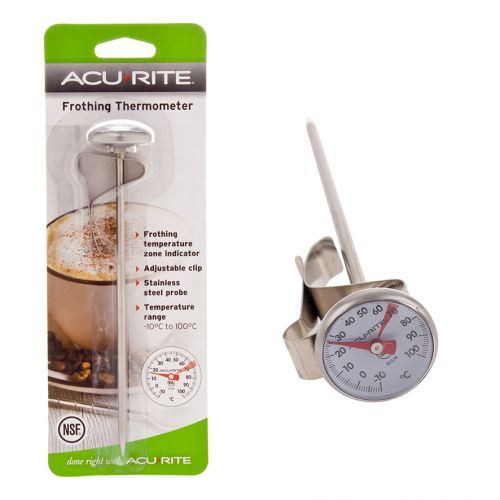 ACURITE FROTHING THERMOMETER