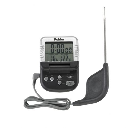 POLDER DIGITAL IN-OVEN THERMOMETER & TIMER