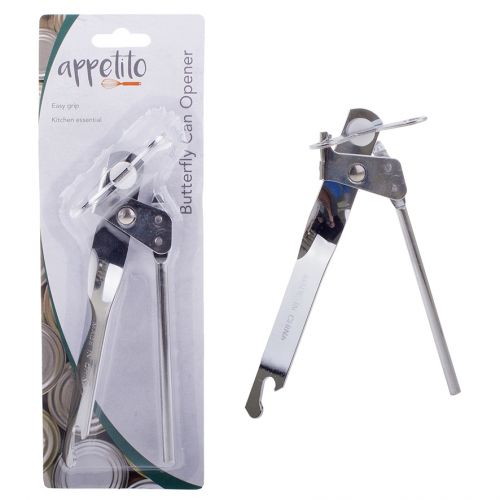 APPETITO BUTTERFLY CAN OPENER