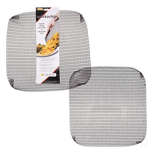 "TOASTABAG ""QUICKACHIPS"" MESH OVEN TRAY"