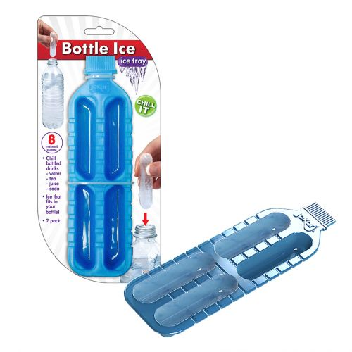 JOKARI BOTTLE ICE TRAY PACK 2 - BLUE