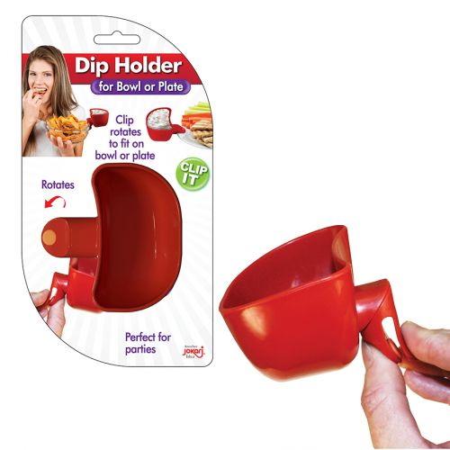 JOKARI DIP HOLDER - RED