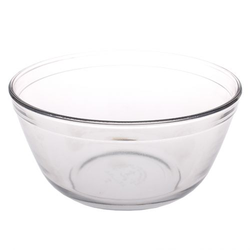 KITCHEN CLASSICS GLASS MIXING BOWL 4L