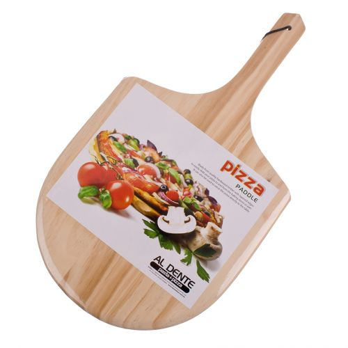 AL DENTE WOOD PIZZA PADDLE 55 X 30CM
