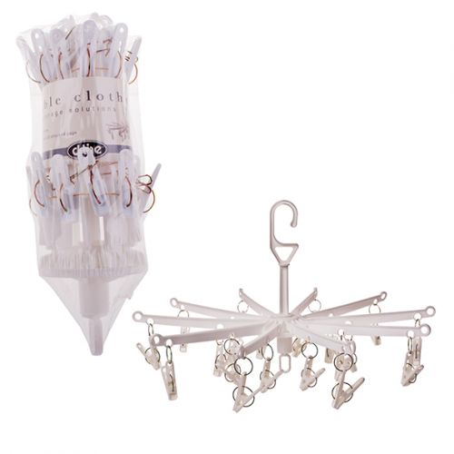 PORTABLE CLOTHES DRYER 20 PEGS
