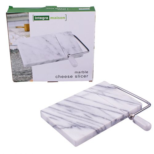 INTEGRA GREY MARBLE CHEESE SLICER 13 X 20CM