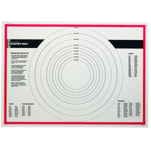 TOVOLO SILICONE PASTRY MAT 63.5 X 45.5CM