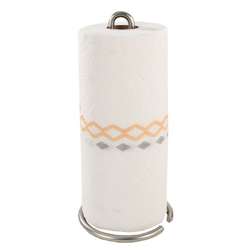 "SPECTRUM ""EURO"" PAPER TOWEL HOLDER - SATIN"