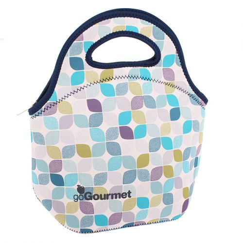 "GO ""GO GOURMET"" LUNCH TOTE - NEO-LEAF"