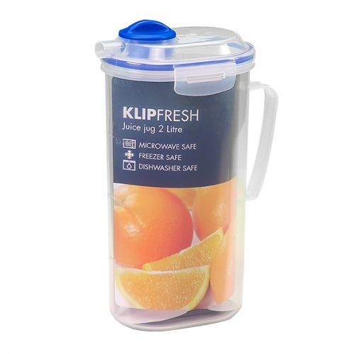 CLIP FRESH PITCHER W/ LID - 2L