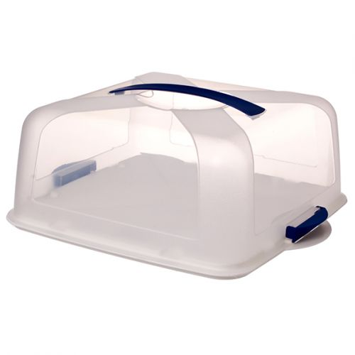 CLIP FRESH SQUARE CAKE SAVER 31 X 12CM