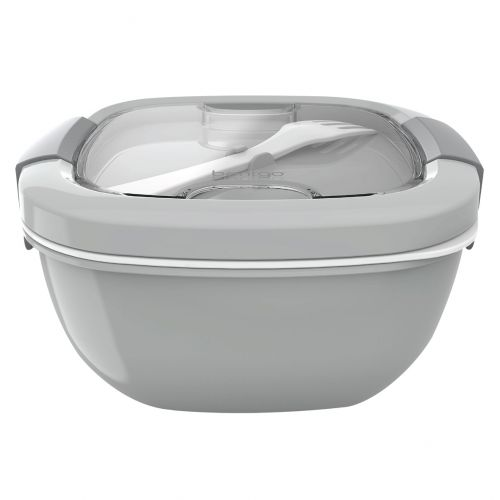 BENTGO ALL-IN-ONE SALAD CONTAINER - GREY