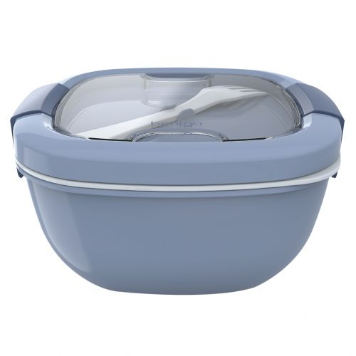 BENTGO ALL-IN-ONE SALAD CONTAINER - SLATE
