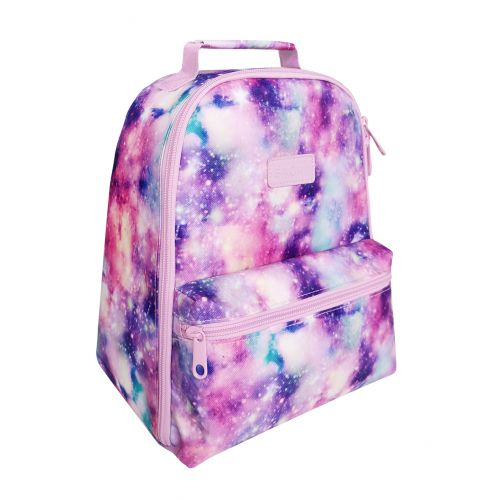 """SACHI """"STYLE 227"""" INSULATED BACKPACK - GALAXY"""