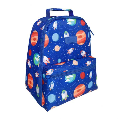 """SACHI """"STYLE 227"""" INSULATED BACKPACK - OUTER SPACE"""