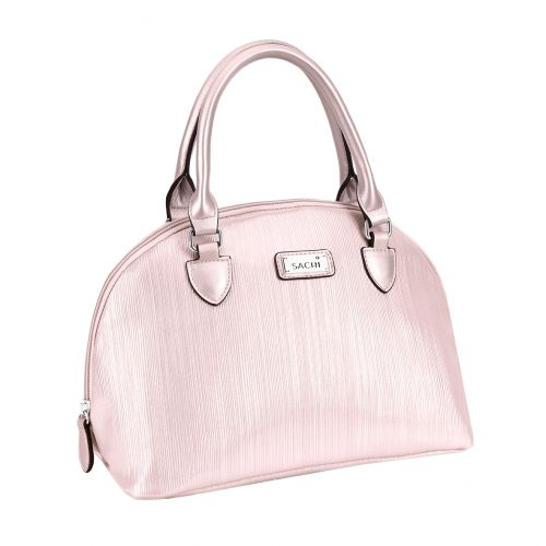 "SACHI ""STYLE 107"" INSULATED LUNCH BAG - PINK"