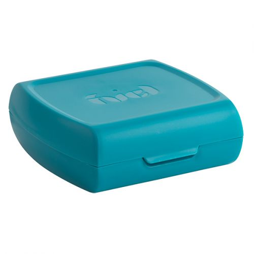 "TRUDEAU ""FUEL"" K2 SANDWICH BOX - TROPICAL BLUE"