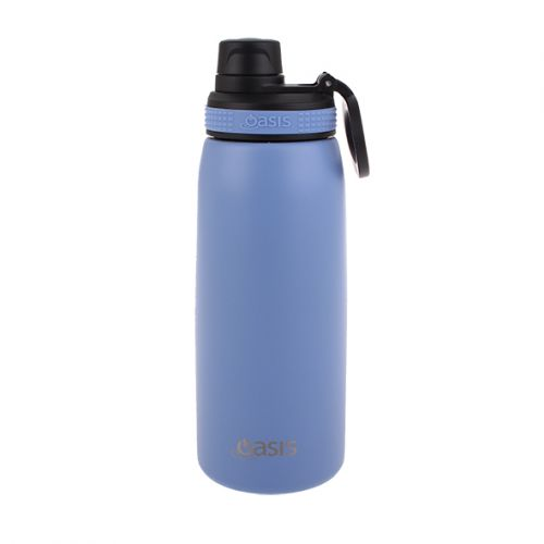 OASIS STAINLESS STEEL DOUBLE WALL INSULATED SPORTS BOTTLE W/ SCREW-CAP 780ML - LILAC